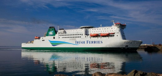 Le Isle of Inishmore (crédit photo : Irish Ferries / Creative Commons)