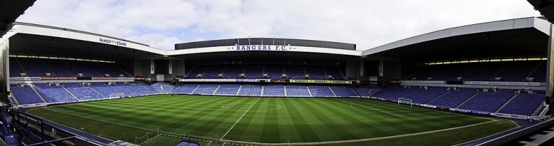 Ibrox Stadium - Crédit photo : Brian Aitkenhead / Creative Commons