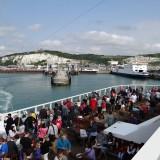 Arrivée à Douvres (Crédit photo : Gary Bembridge / Creative Commons)