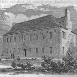 Darien House, siège de la Company of Scotland à Edimbourg
