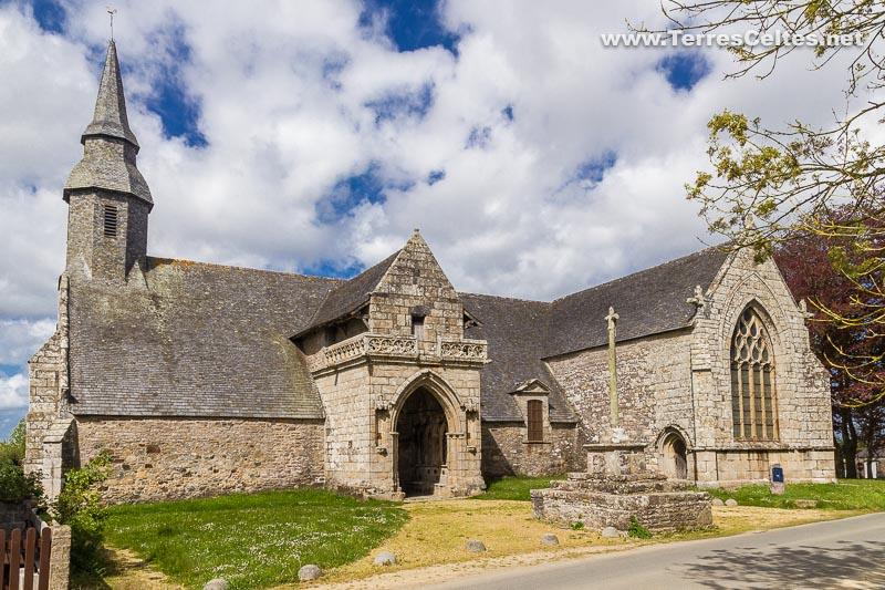 chapelles de bretagne