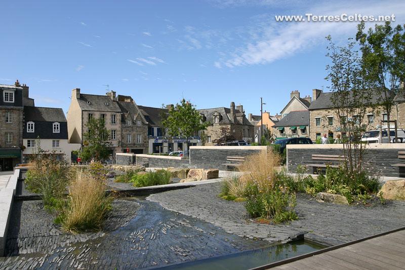 saint pol de l on capitale historique du l on terres celtes ForEntretien Jardin St Pol De Leon